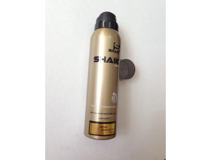 Дезодорант SHAIK 102 (идентичен Flora By Gucci) 150 ml от Shaik