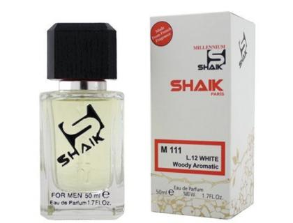 Туалетная вода SHAIK 111 (идентичен Lacoste L.12.12. Blanc) 50 ml от Lacoste
