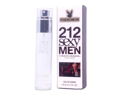 Мини-парфюм 212 Sexy Me  45 ml от Carolina Herrera