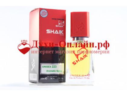 Туалетная вода SHAIK 223 (идентичен Kilian Intoxicated) 50 ml  от Kilian