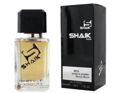 Туалетная вода SHAIK 35 (идентичен Dior Homme) 50 ml от Christian Dior