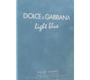 SHAIK 49 (идентичен Dolce&Gabbana Light Blue Pour Homme ) 150 ml