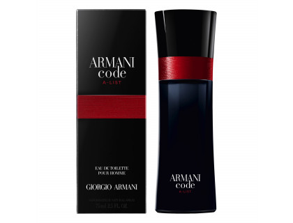 Туалетная вода Giorgio Armani Armani Code A-List от Giorgio Armani
