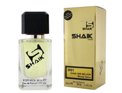 Туалетная вода SHAIK 91 (идентичен Paco Rabanne 1 Million ) 50 ml от Paco Rabanne