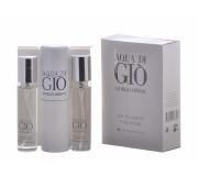 Aqua di Gio men 3х20 ml
