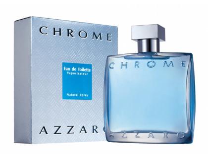 Туалетная вода Chrome 100 ml  от Azzaro