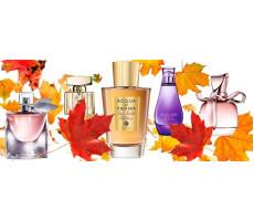 Выбираем духи на Осень.