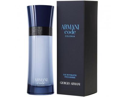 Парфюмерная вода Armani Code Colonia 75 ml от Giorgio Armani