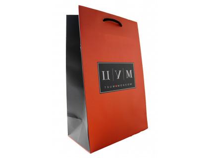 Пакет подарочный ЦУМ 35*25 см от