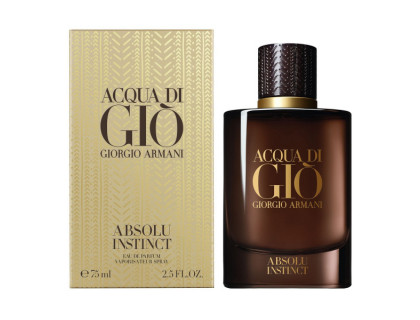 Парфюмерная вода Giorgio Armani Acqua Di Gio Absolu Instinct 75 ml от Giorgio Armani