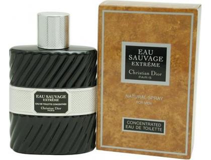 Туалетная вода Eau Sauvage Extreme 100 ml от Christian Dior