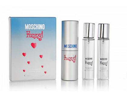 Туалетная вода Funny Twist & Spray 3х20 ml от Moschino