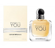Emporio Armani Because It s You  100 ml