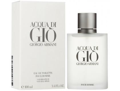 Туалетная вода Aqua Di Gio 100 ml от Giorgio Armani