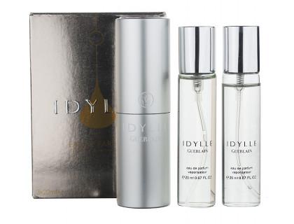 Туалетные духи Idylle Twist & Spray 3х20 ml от Guerlain