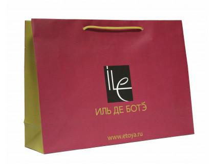 Пакет подарочный Иль Де Ботэ 25*35 см от