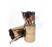 Набор кистей для макияжа NAKED2 12 шт.