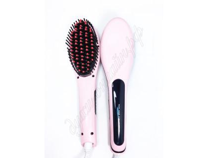 расчёска расческа-выпрямитель fast hair от