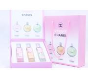 Chanel Chance 20ml.x3