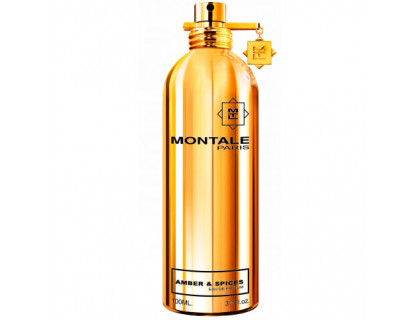 Парфюмерная вода Amber Spices 100 ml от Montale
