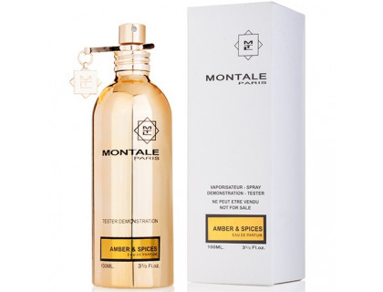 Парфюмерная вода Amber Spices test 100 ml от Montale