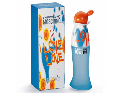 Туалетная вода Cheap & Chic I Love Love 100 ml от Moschino