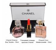 из 3 предметов Chanel