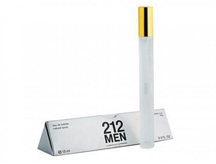 Мини-парфюм 212 Men 15 ml от Carolina Herrera