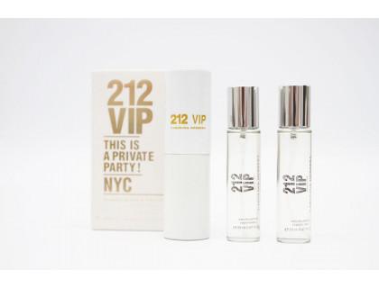 Мини-парфюм 212 VIP woman 3х20 ml от Carolina Herrera