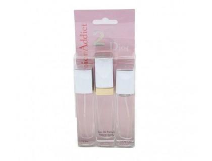 Мини парфюмерия Addict 2 3x15 ml от Christian Dior