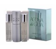 Aqua di Gioia 3х20 ml