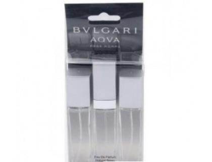 Мини парфюмерия Aqua for men 3x15 ml от Bvlgari
