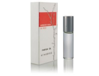 Масляные духи Armand Basi In Red 7 ml от Armand Basi
