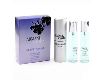 Мини-парфюм Armani Code 3х20 ml от Giorgio Armani