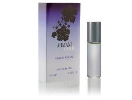 Масляные духи Armani Code 7 ml от Giorgio Armani