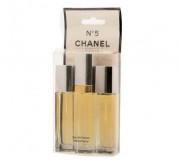 Chanel №5 3x15 ml