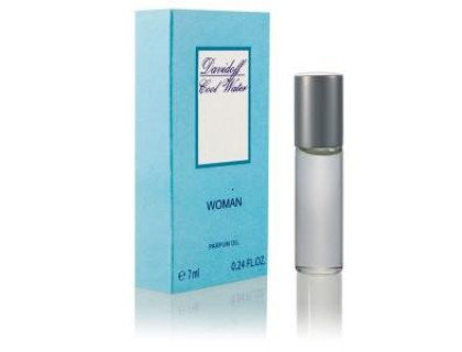 Масляные духи Cool Water 7 ml от Davidoff