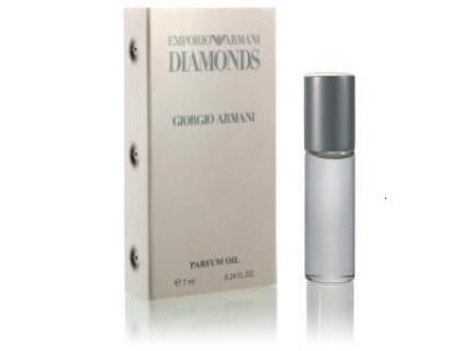 Масляные духи DIAMONDS 7 ml от Giorgio Armani