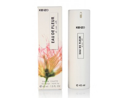 Мини-парфюм Eau De Fleur Soie Silk 45 ml от Kenzo