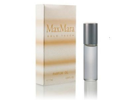 Масляные духи Gold Touch 7 ml от Max Mara