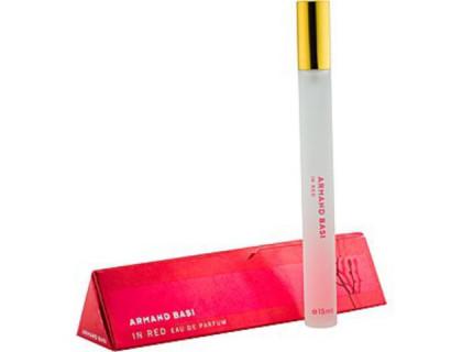 Мини-парфюм IN RED eau de parfum 15 ml от Armand Basi