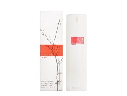 Мини-парфюм In Red 45 ml от Armand Basi