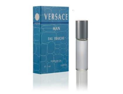 Мужские масляные духи Man Eau Fraiche 7 ml  от Versace