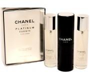Platinum Egoiste Man 3х20 ml