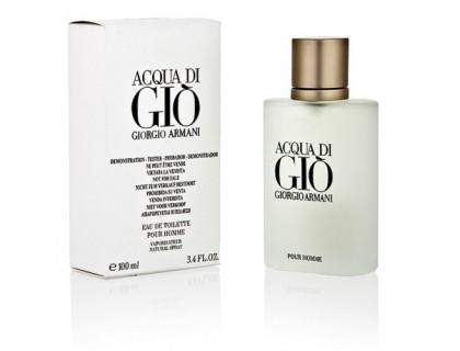 Тестер духов Acqua Di Gio 100 ml от Giorgio Armani