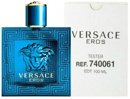 Тестер духов Eros 100 ml от Versace