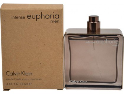 Тестер духов Intense Euphoria Men 100 ml от Calvin Klein