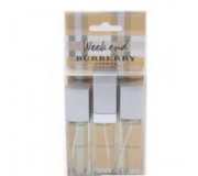 Weekend London for woman 3x15 ml