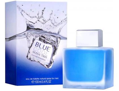 Туалетная вода BLUE COOL SEDUCTION for Men 100 ml от Antonio Banderas