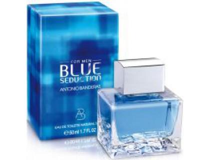 Туалетная вода BLUE SEDUCTION for Men 50 ml от Antonio Banderas
